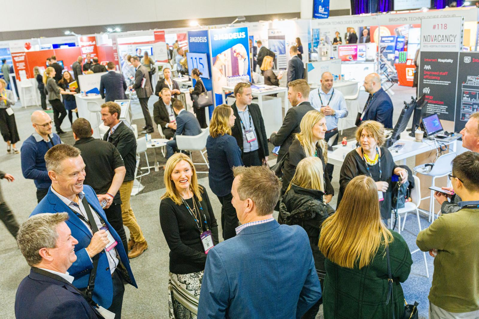 Novacancy Hotel Accommodation Industry Expo 23 24 March 2021